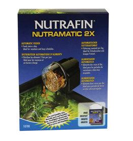 NUTRAFIN NutraMatic 2X Fish Food Feeder-V