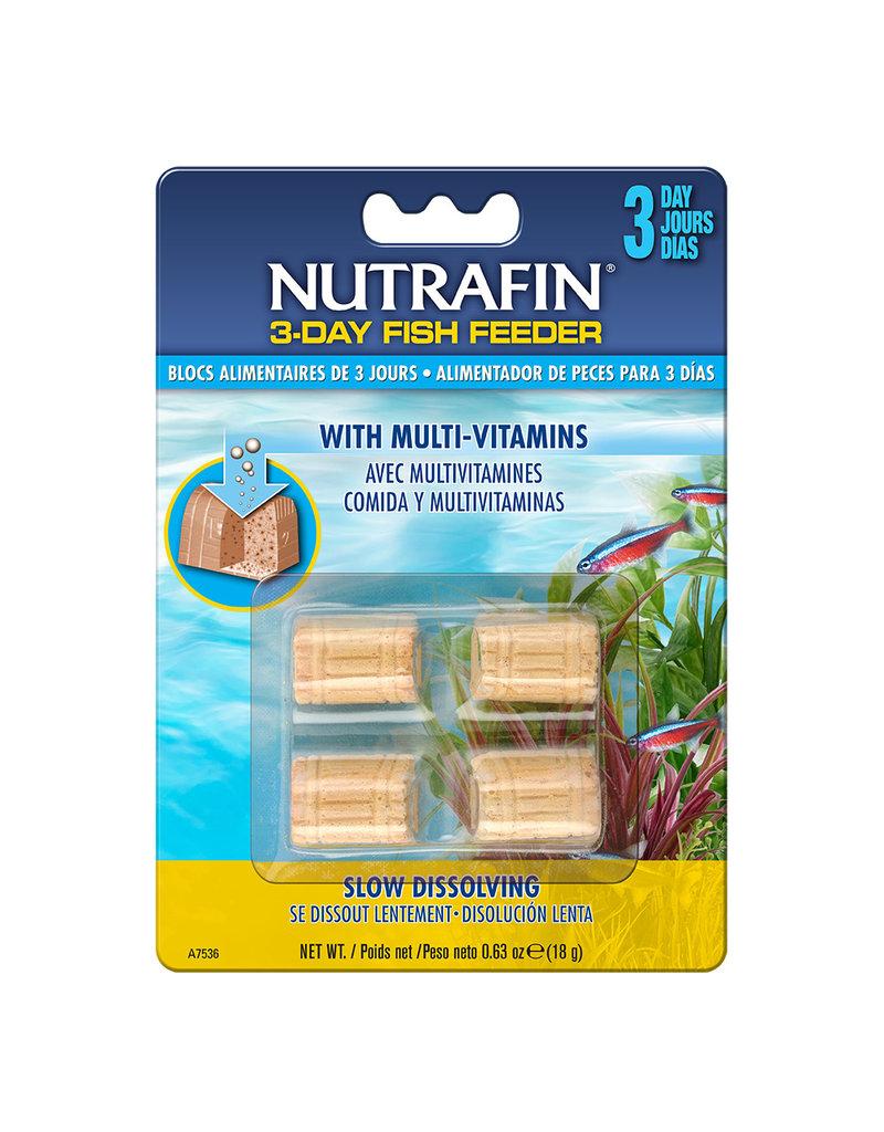 NUTRAFIN N.F. 3-Day Treasure Chest Feed.-V