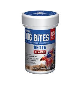 FLUVAL Fluval Bug Bites Betta Color Enhancing Flakes, 18 g