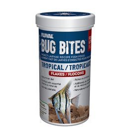 FLUVAL Fluval Bug Bites Tropical Flakes - 90 g (3.17 oz)