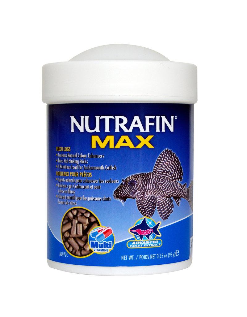 NUTRAFIN NFM Pleco Logs, 95g (3.35oz)-V
