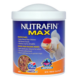 NUTRAFIN NFM Goldfish Flakes, 215g (7.58oz)-V