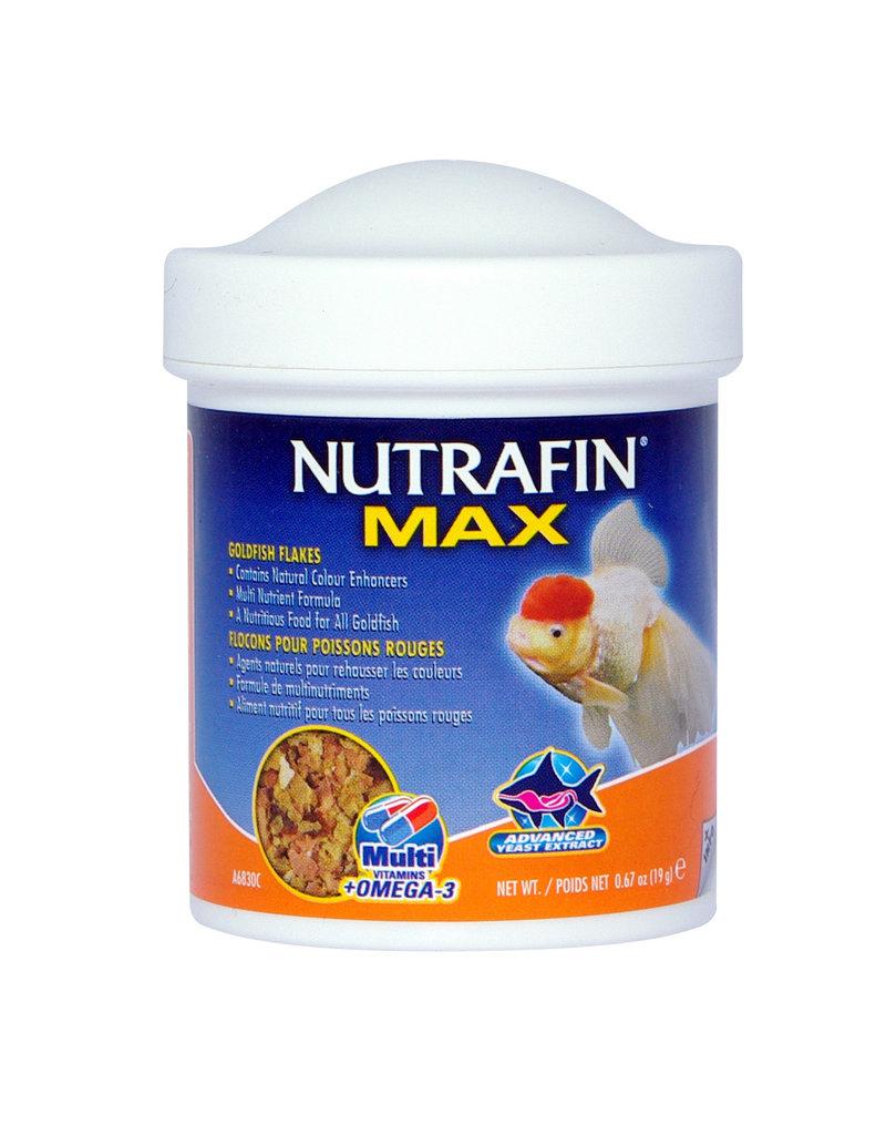 NUTRAFIN NFM Goldfish Flakes, 19g (0.67oz)-V