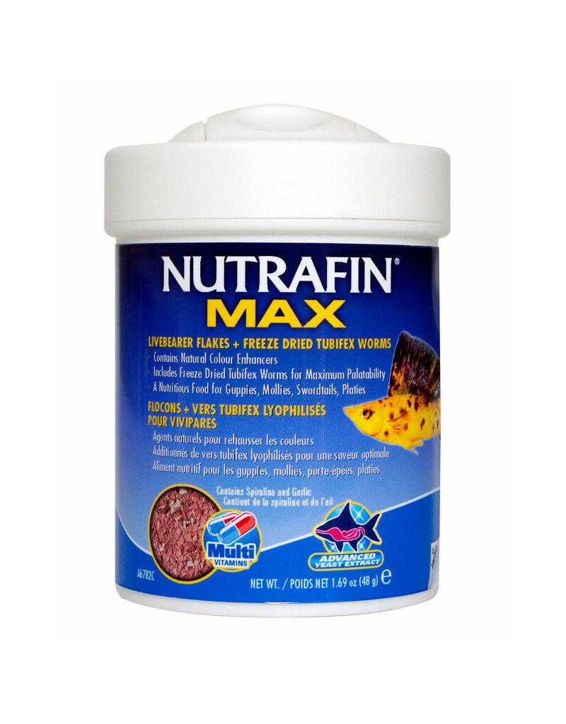 NUTRAFIN NFM Lvbrr.Flks.&Frz. Drd.Tbfx.Wrms,48g-V