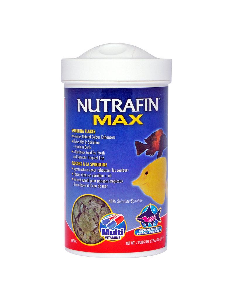 NUTRAFIN NFM Spirulina Flakes, 77g (2.72oz)