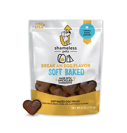 SHAMLESS PETS (W) Shameless Pets Soft-Baked Biscuit 170g - Break an Egg