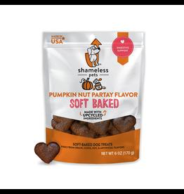 SHAMLESS PETS Shameless Pets Soft-Baked Biscuit 170g - Pumpkin Nut Par-Tay