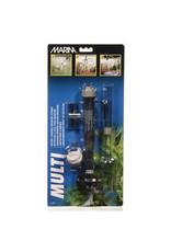 MARINA (D) Marina Multi Vac, 3 in 1 Aquarium Gravel Cleaner, Algae remover and Water Siphon