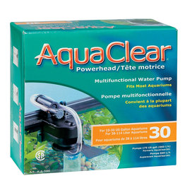 AQUACLEAR AquaClear Power Head - 114 L (30 US Gal.)