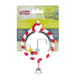 LIVING WORLD Living World Circus Toy - Abacus - Red