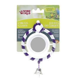 LIVING WORLD Living World Circus Toy - Mirror - Purple