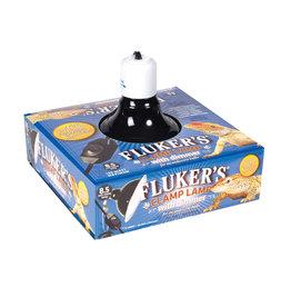 """FLUKER'S Fluker's Clamp Lamp with Dimmer - 8.5"""""""