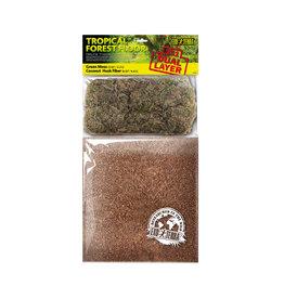 EXO TERRA (D) Exo Terra Tropical Forest Floor - 2.2 L (2 qt)