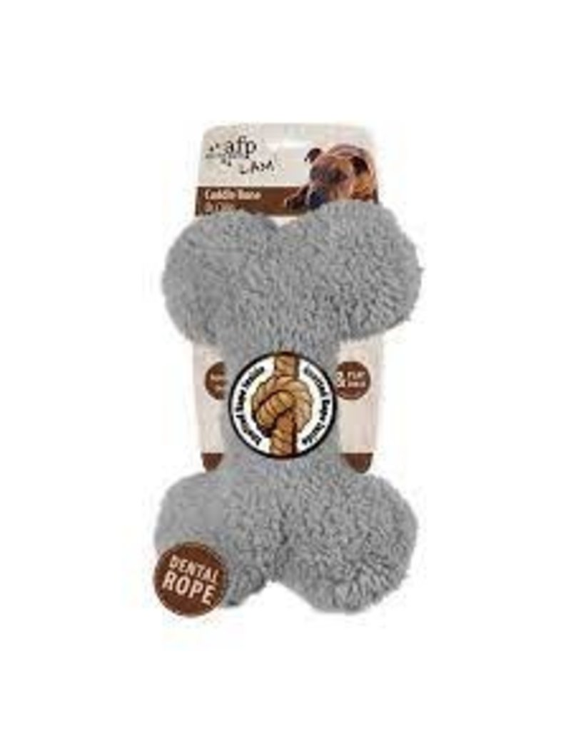 AFP (D) AFP Lamb Cuddle PlushBone, 9in, Ass
