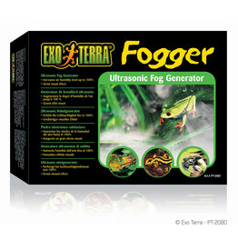 EXO TERRA (W) Exo Terra Fogger Cul Approved-V
