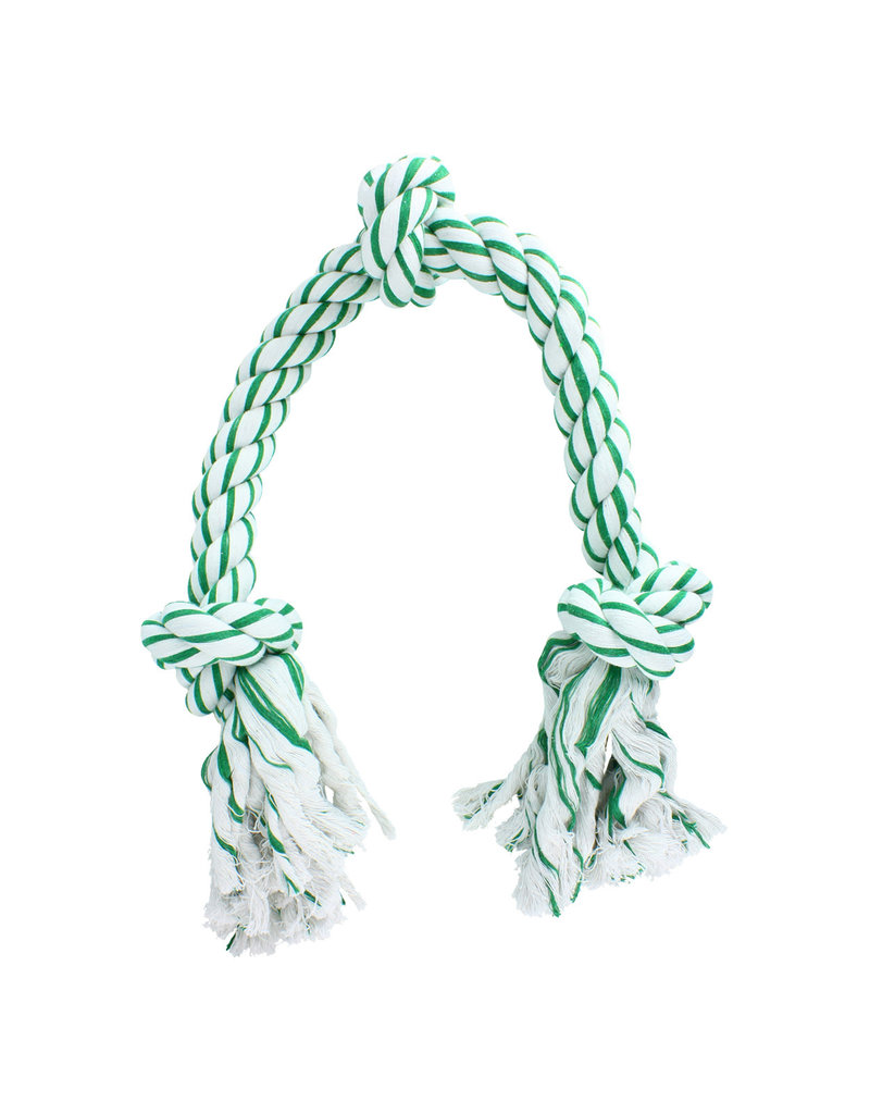 """A.T. PET PRODUCTS AT Dental Rope Toy - 36"""""""