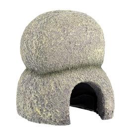 UNDERWATER TREASURES UT Pleco Cave - Two Stone