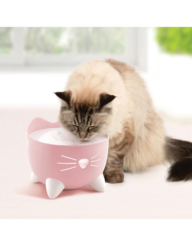 CAT IT Catit PIXI Fountain - Light Pink - 2.5 L