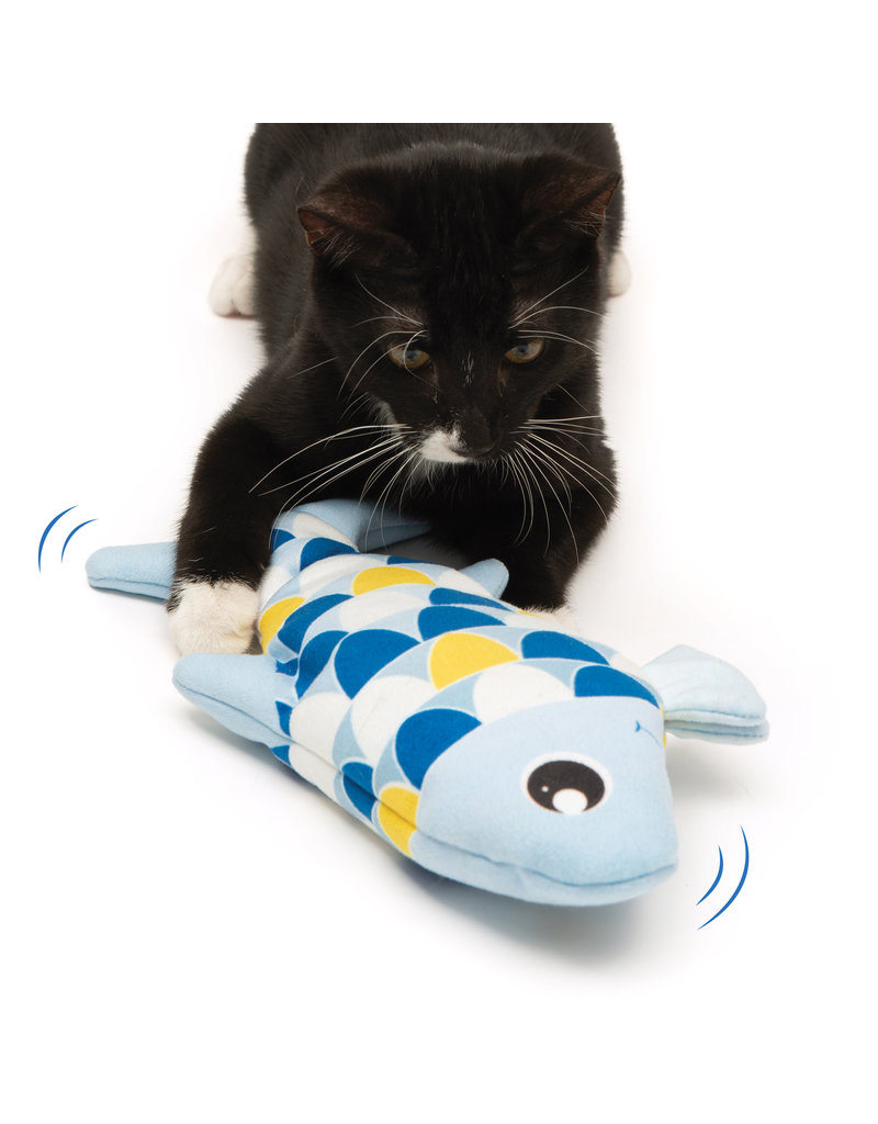 CAT IT Catit Groovy Fish - Blue