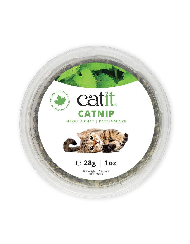 CAT IT Catit Catnip - 28 g (1 oz) plastic tub