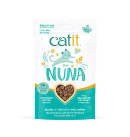 CAT IT Catit Nuna Treats - Insect Protein Medley - 60 g
