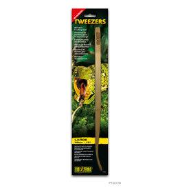 EXO TERRA Exo Terra Bamboo Feeding Tweezers - large 15''