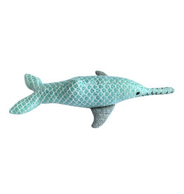 RESPLOOT Resploot Toy – Ganges Dolphin – India – 29 x 13 cm (11.5 x 5 in)