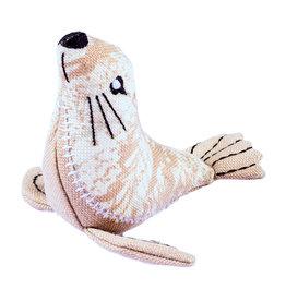 RESPLOOT Resploot Plush Toy - Sea Lion - Ecuador - 17 x 20 cm (7 x 8 in)