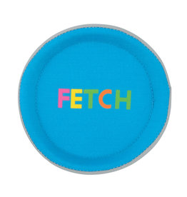 DOG IT Zeus Mojo Brights Fetch Discs - Blue & Yellow - Assorted - 13 cm dia. (5 in)
