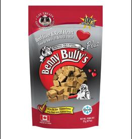 BENNY BULLY'S Benny Bully's Plus Heart Cat Treats 25g