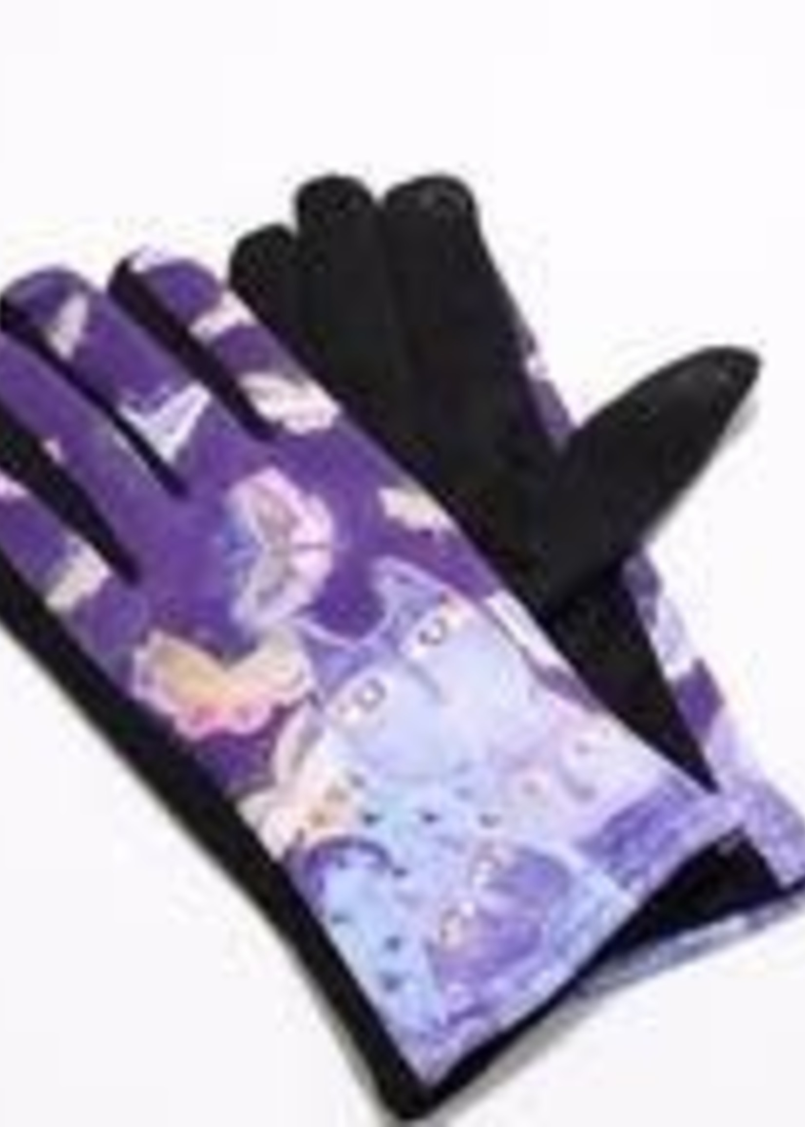Cherie Bliss Colourful Cats Gloves GL11381