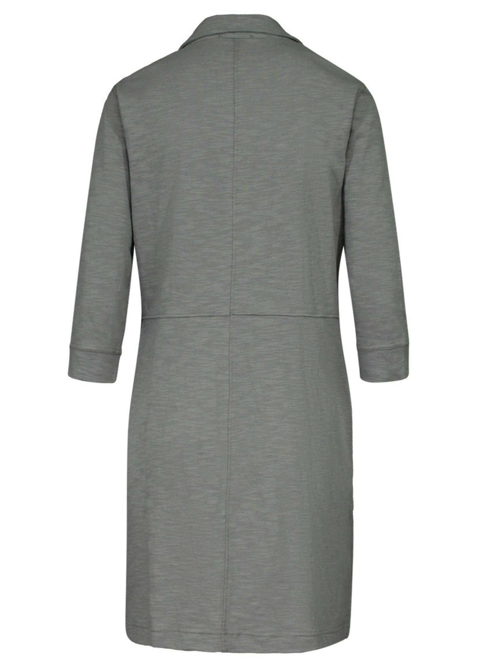 Tribal Tribal 3/4 Sleeve Cargo Dress