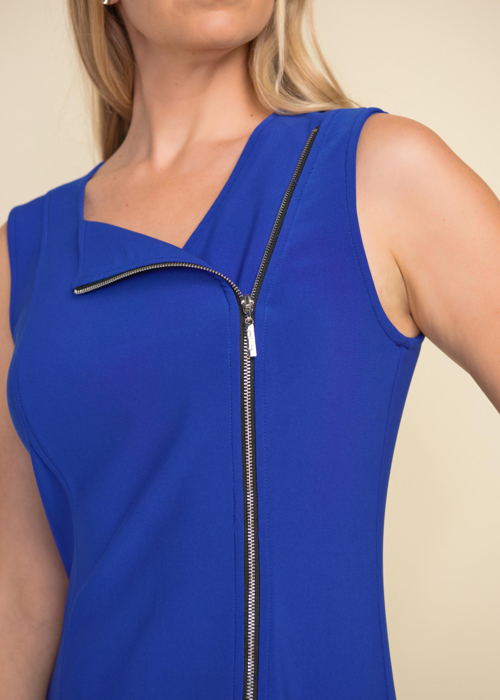 Joseph Ribkoff Joseph Ribkoff Side Zip Dress