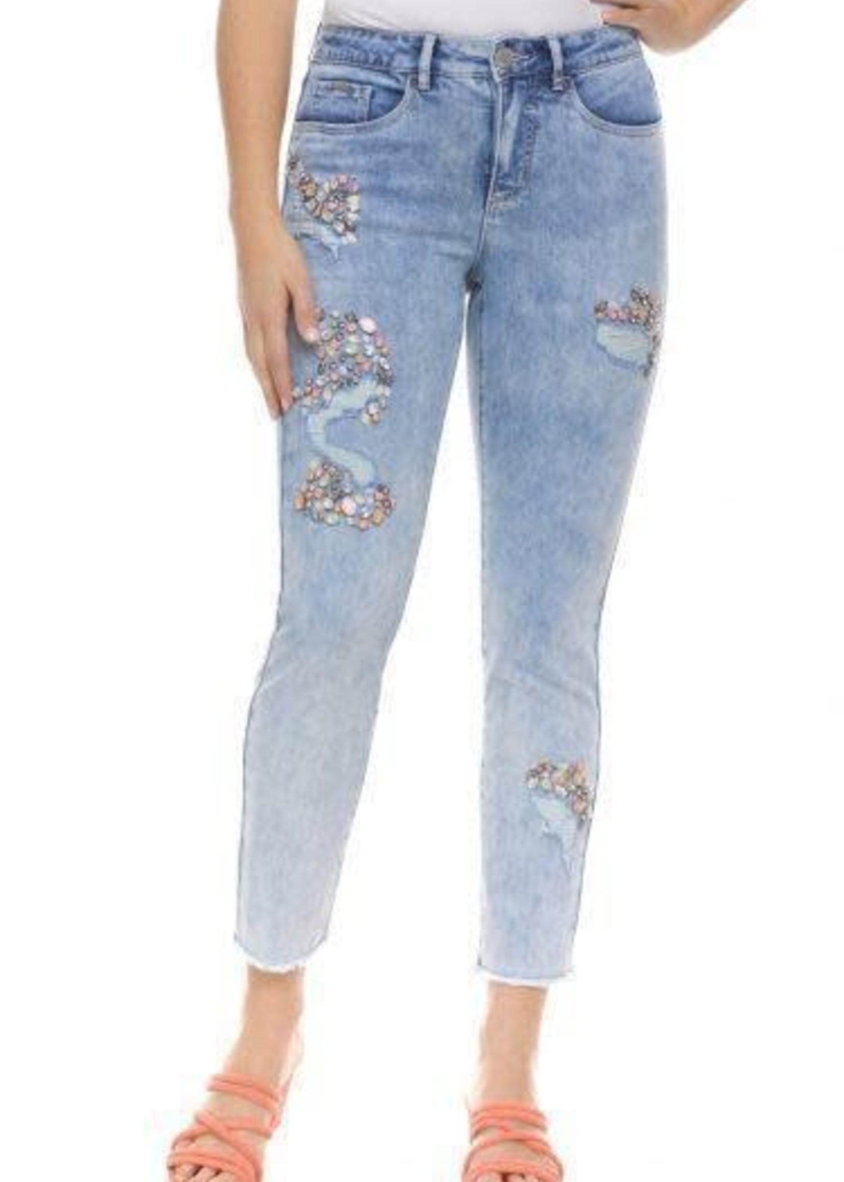 FDJ French Dressing FDJ Olivia Cigarette Cropped Jeans