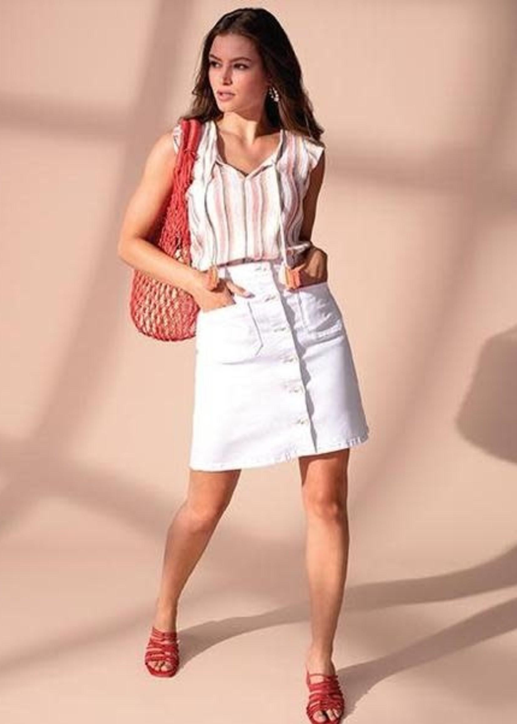Tribal Tribal A-Line Skirt