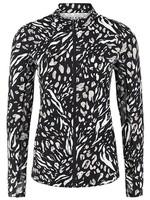 Tribal Tribal Zip Front Jacket
