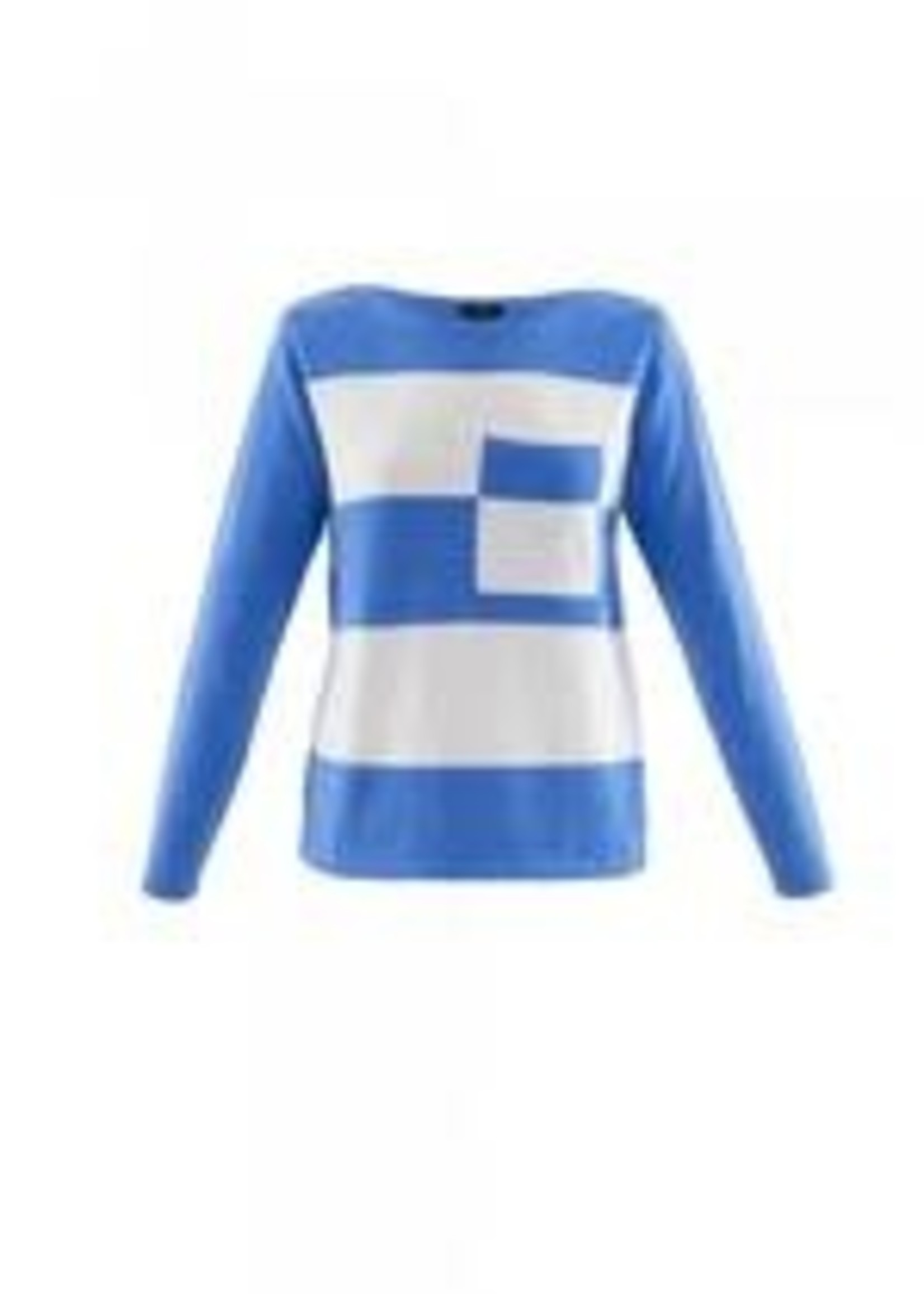 Marble Marble Striped Sweater 6102