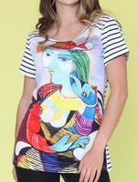 Funsport Funsport Knit Top, Picasso