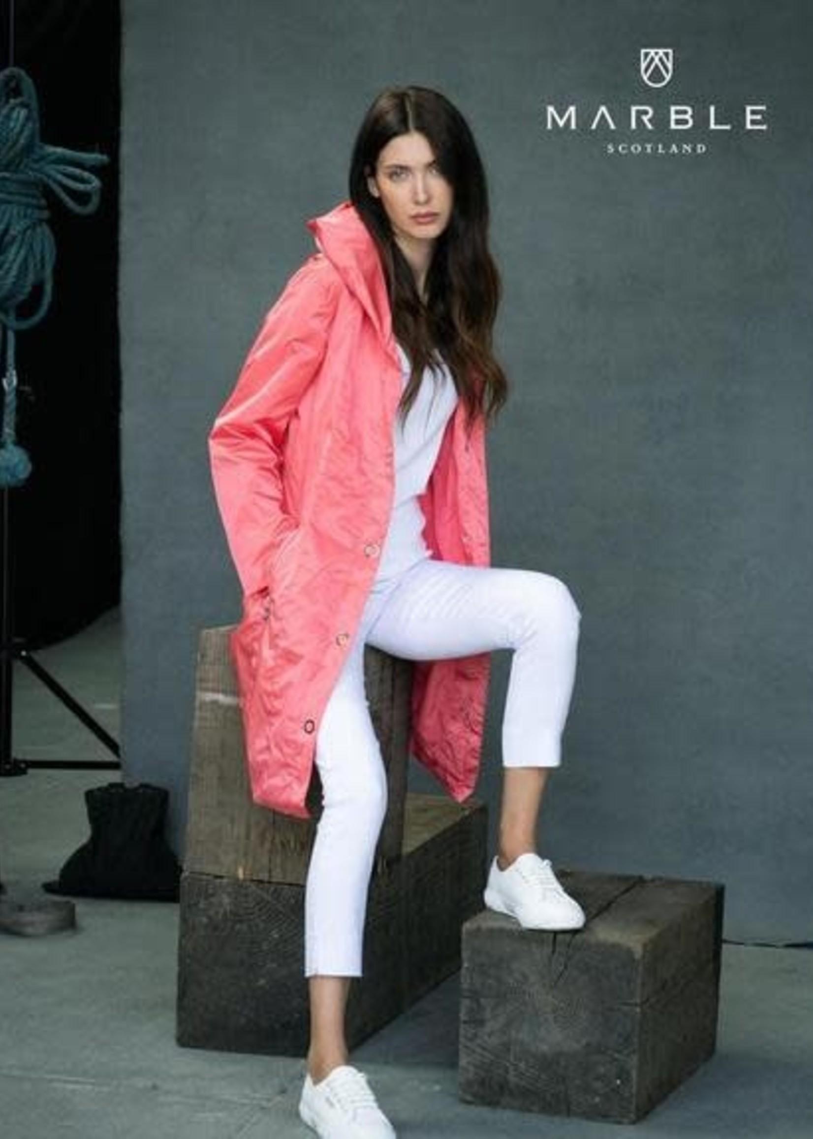 Marble Marble Raincoat
