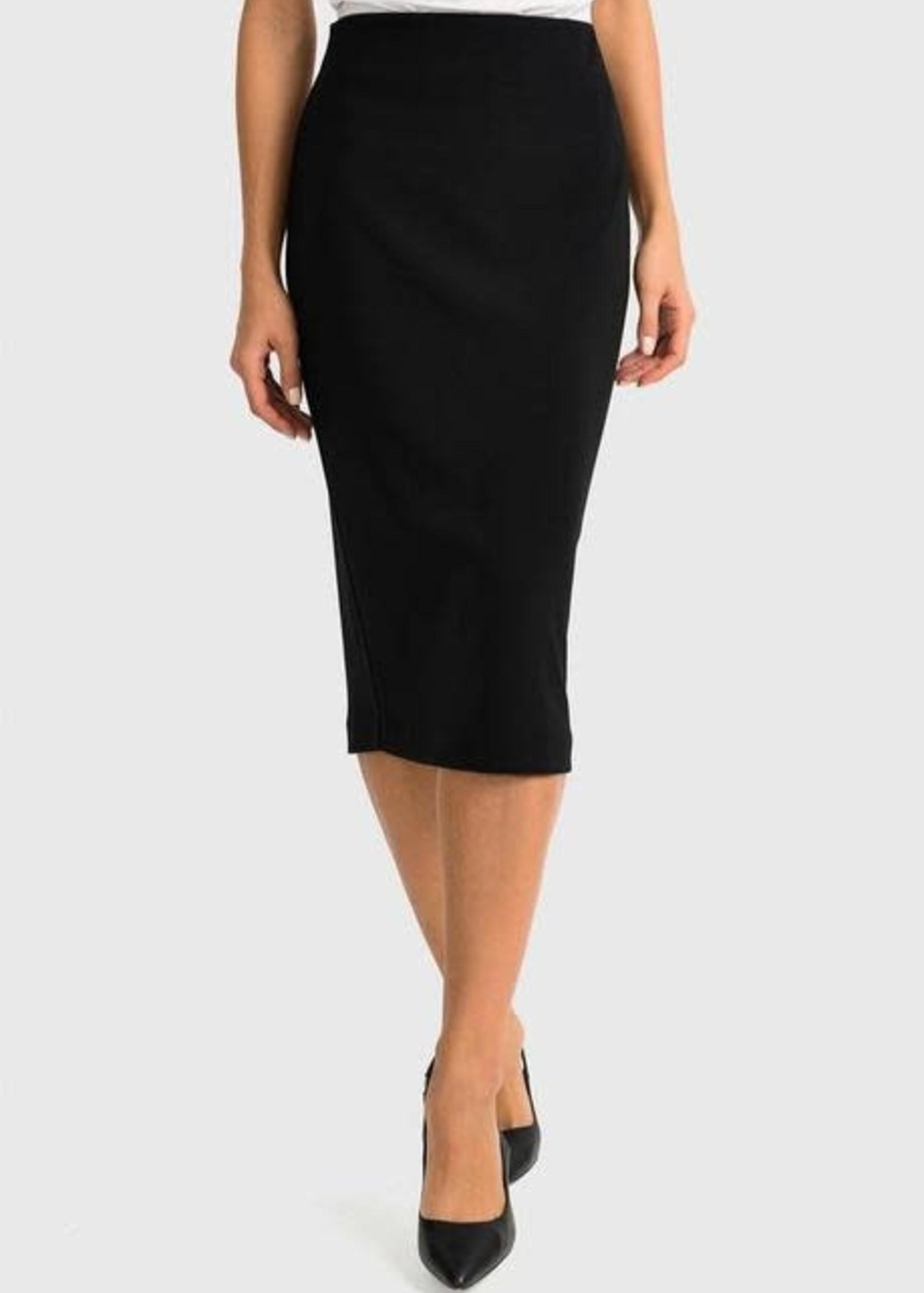 Joseph Ribkoff Joseph Ribkoff Calf Length Skirt