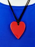 Zsiska Small Heart Pendants