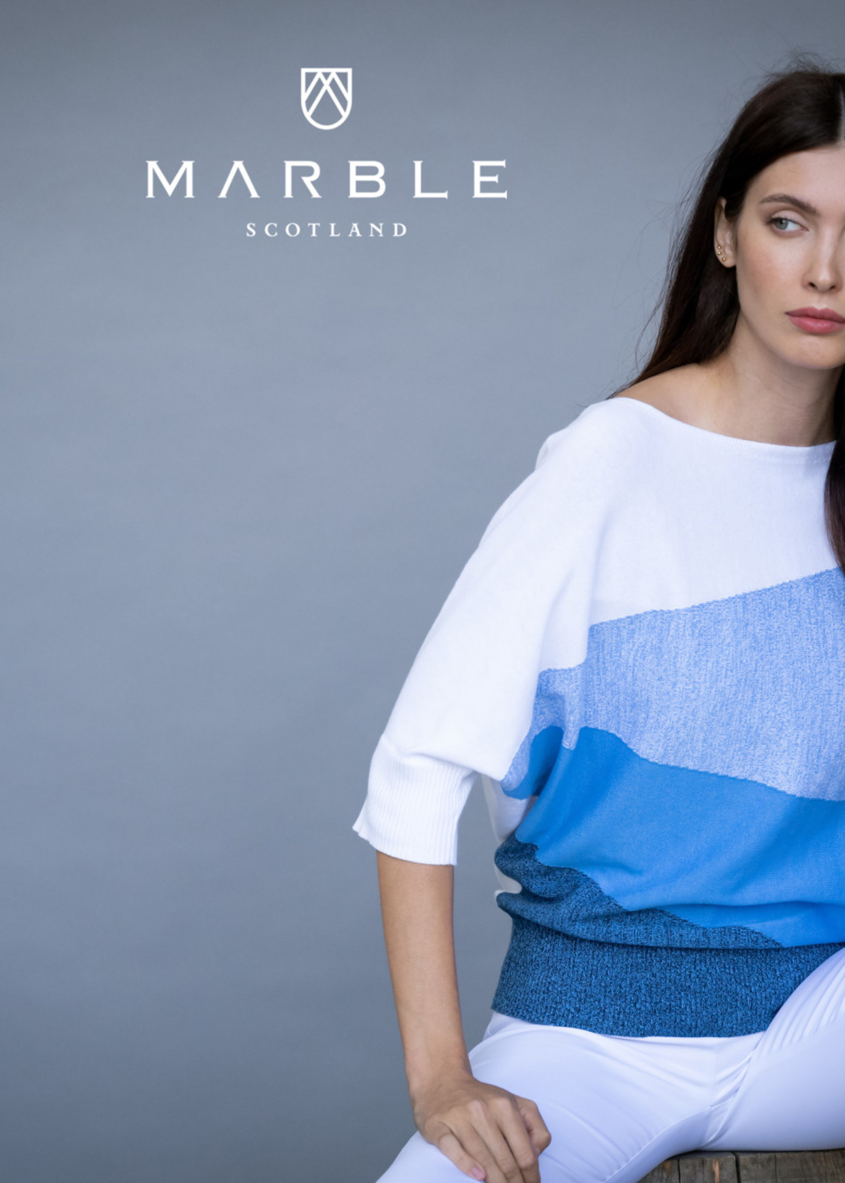 Marble Marble Sweater
