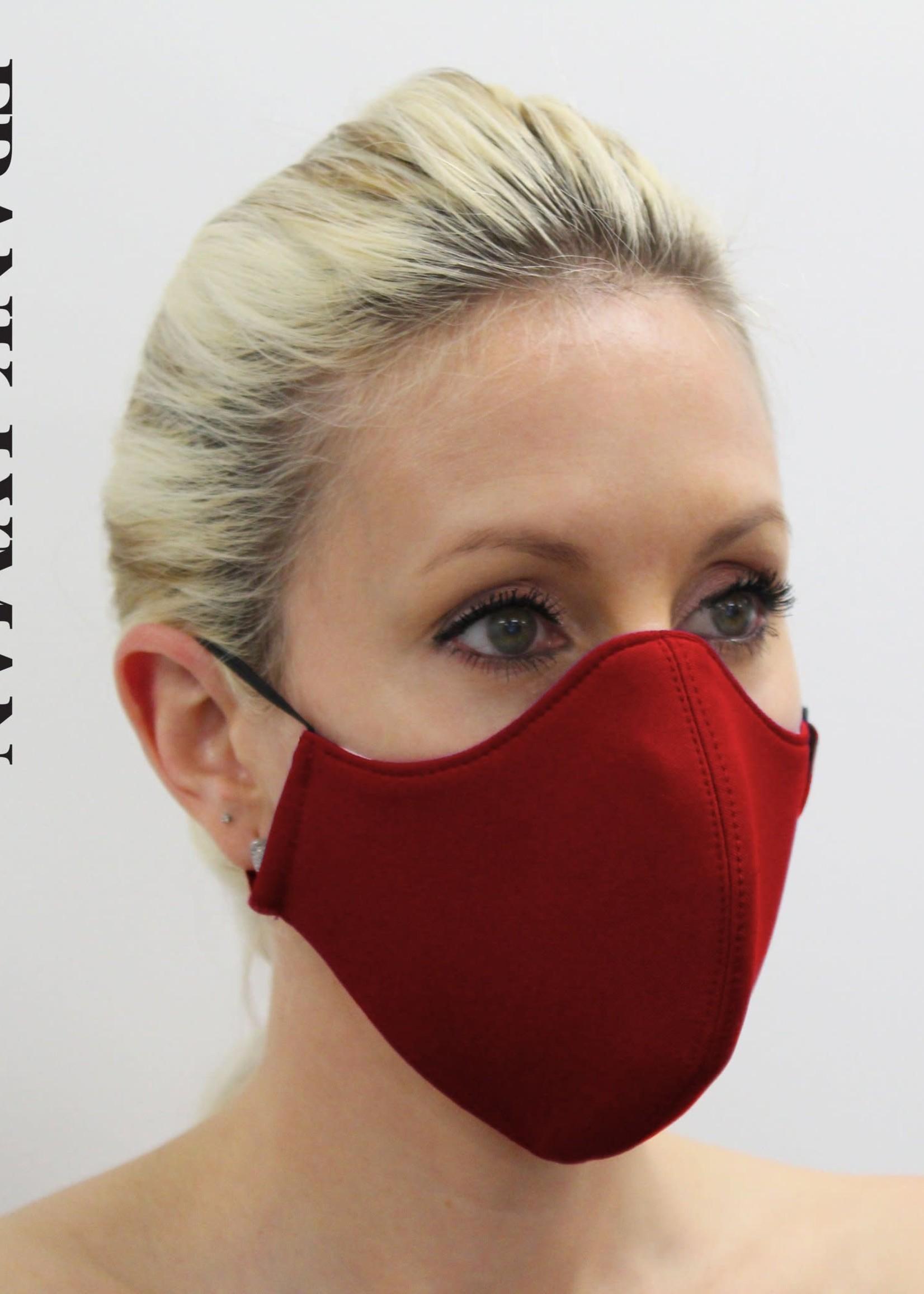Frank Lyman Masks Solid Colours