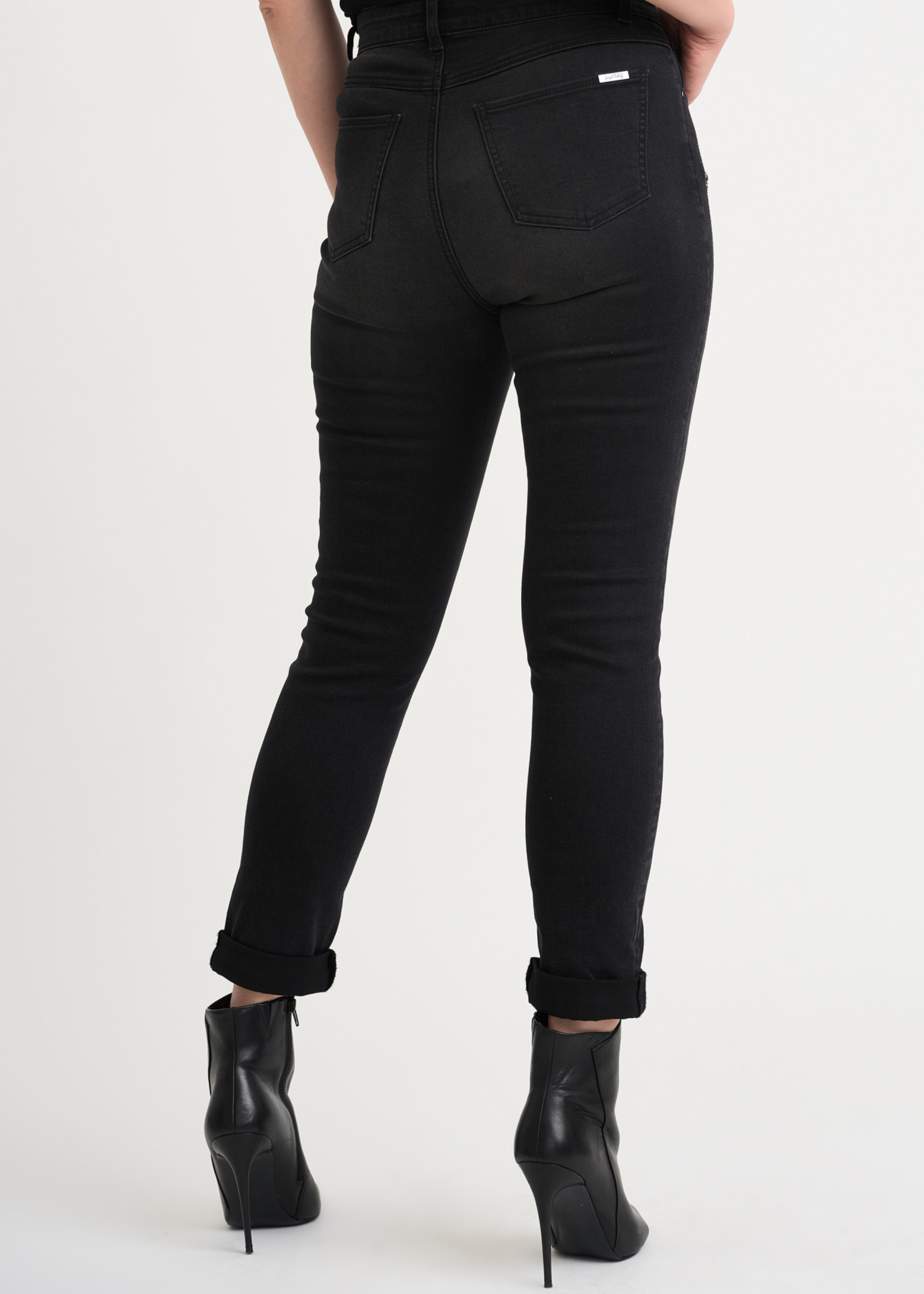 Joseph Ribkoff Joseph Ribkoff Black Jeans W/ Sequins