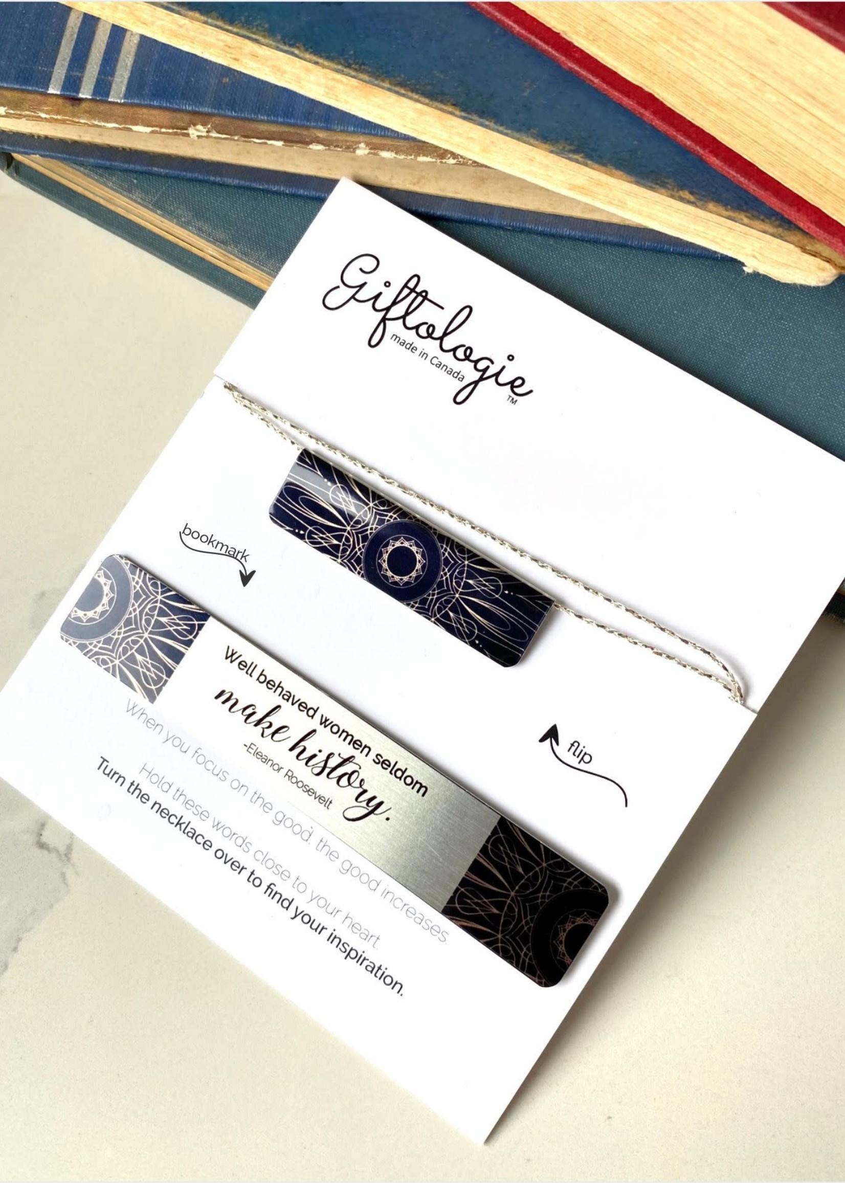 Giftologie Giftologie - Celestial Bar Necklace Set