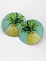 Giftologie Giftologie - Tropical Fruit Salad Earrings