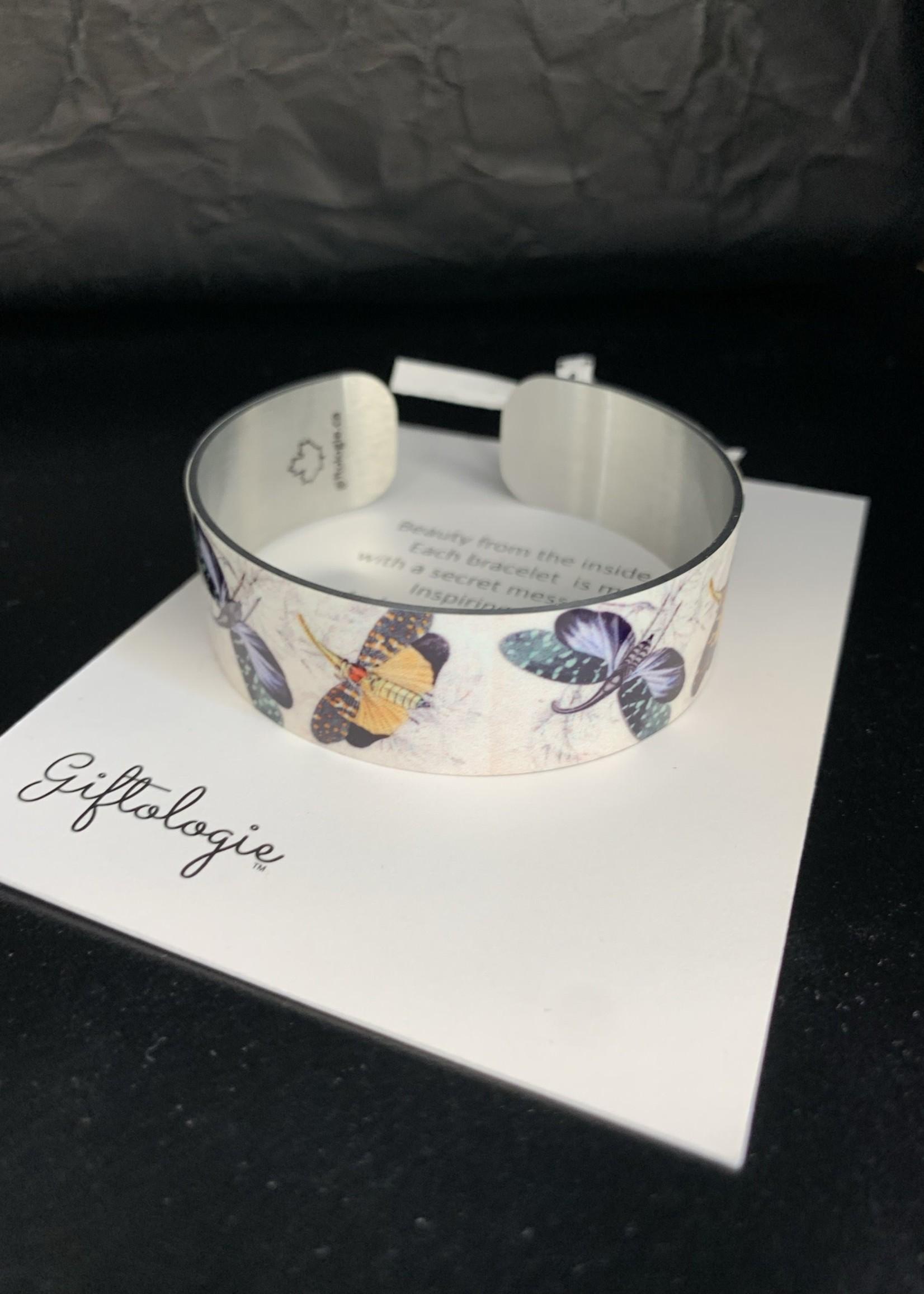 Giftologie Giftologie - Papillon Statement Cuff
