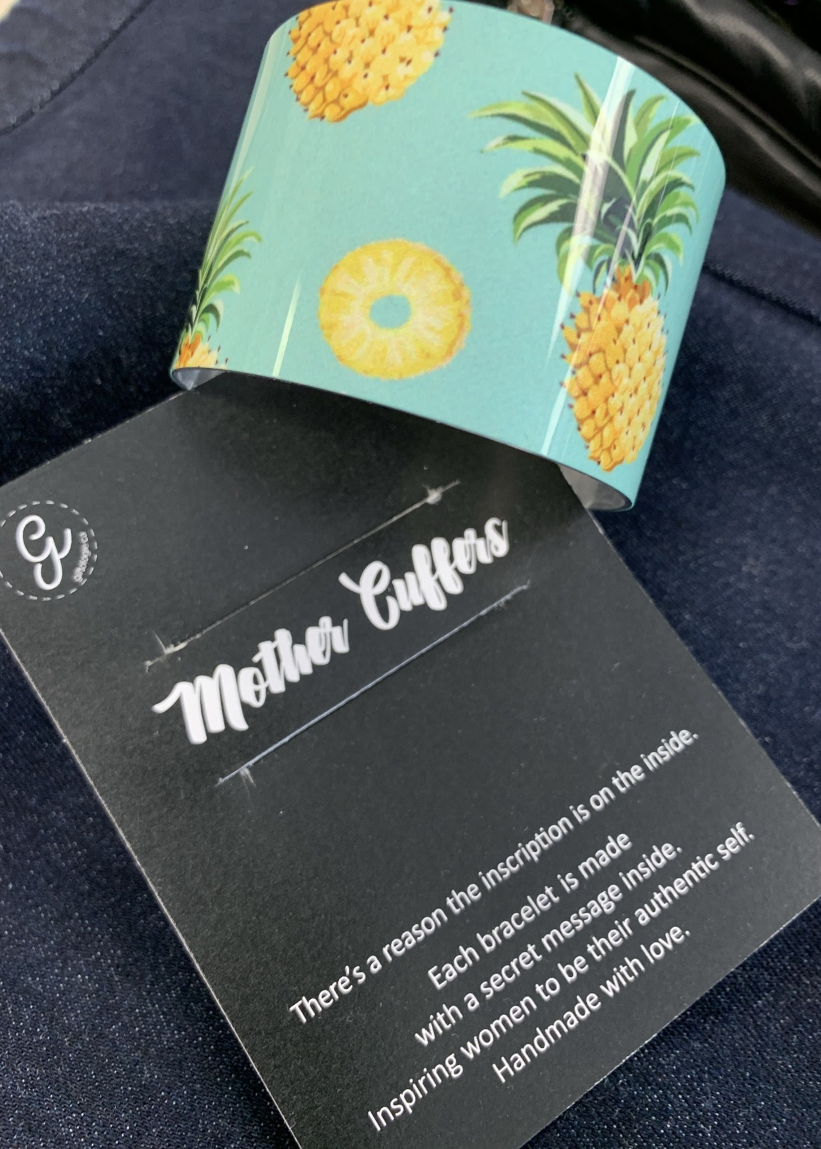 Giftologie Giftologie - Tropical Fruit Salad Mother Cuffers