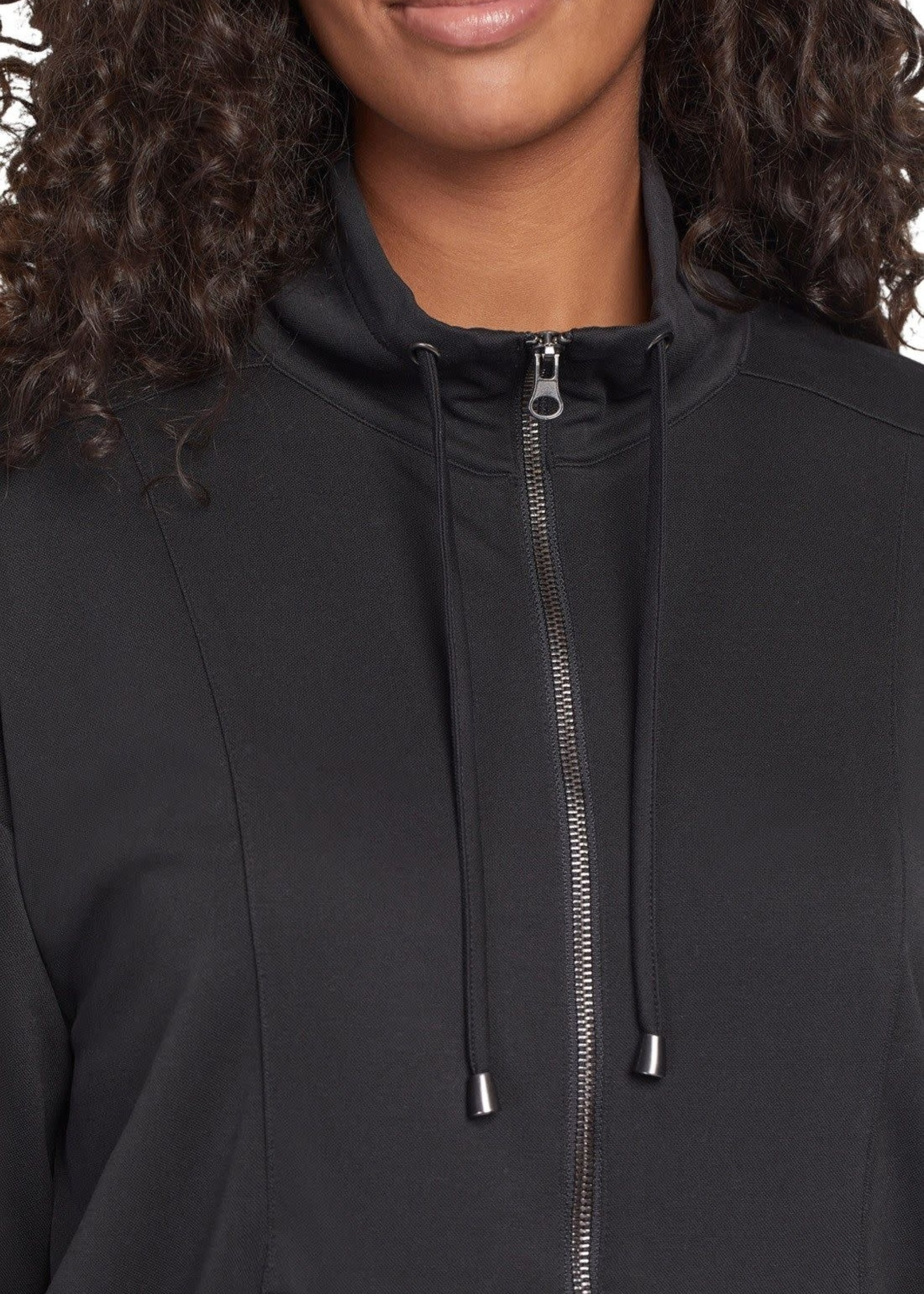 Tribal Tribal L/S Zip Front Jacket