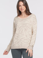 Tribal Tribal Reversible Sweater  Blush
